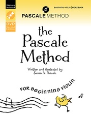 The Pascale Method: For Beginning Violin (2nd Edition)
