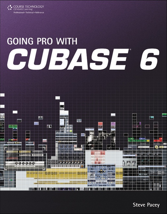 Going Pro with Cubase 6