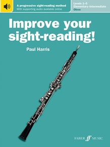 Improve Your Sight-Reading! Oboe, Levels 1-5 (Elementary to Intermediate)
