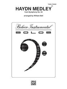 Haydn Medley (from <I>Symphony No. 94</I>)