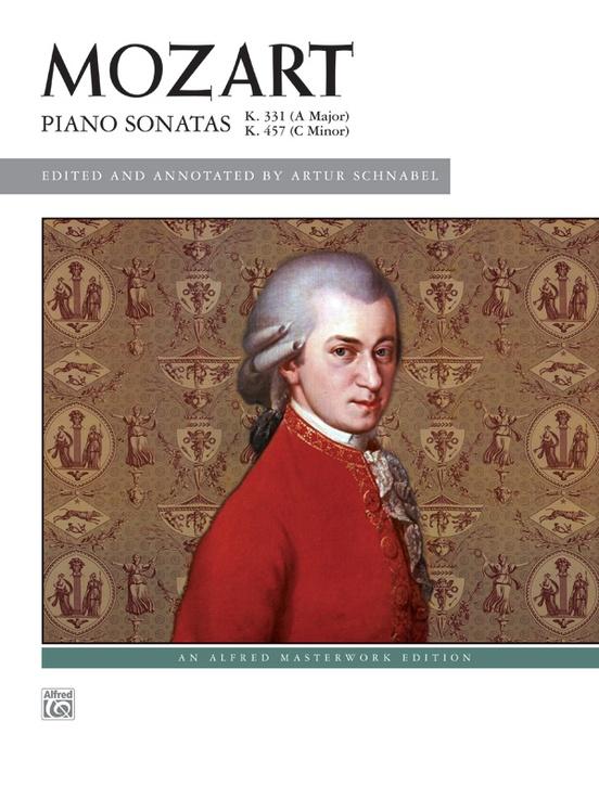 Mozart: Piano Sonatas, K. 331 & K. 457