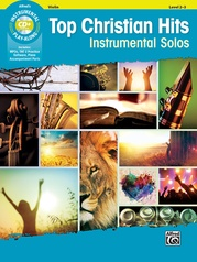 Top Christian Hits Instrumental Solos for Strings