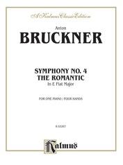 """Symphony No. 4 in E-flat (""""Romantic"""")"""