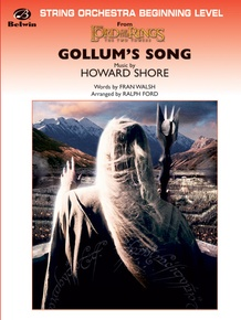 Gollum's Song (from <I>The Lord of the Rings: The Two Towers</I>)