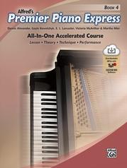 Premier Piano Express, Book 4