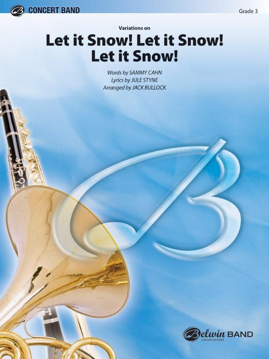 Let It Snow! Let It Snow! Let It Snow!, Variations on