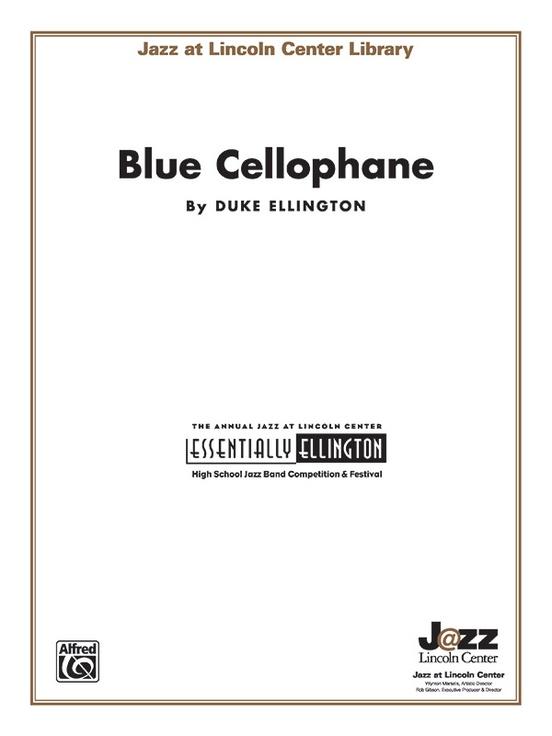 Blue Cellophane