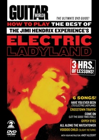 Guitar World: How to Play the Best of the Jimi Hendrix Experience's <i>Electric Ladyland</i>