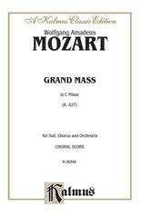 Grand Mass in C Minor, K. 427