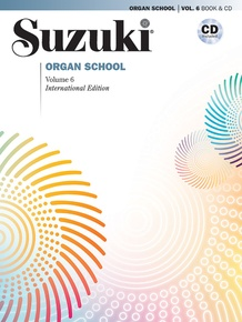 Suzuki Organ School, Vol. 6