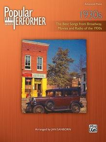 Popular Performer: 1930s