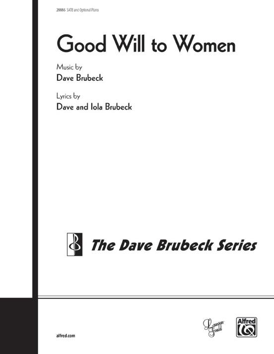 Good Will to Women