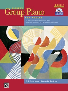 Alfred's Group Piano for Adults: Student Book 1 (2nd Edition)