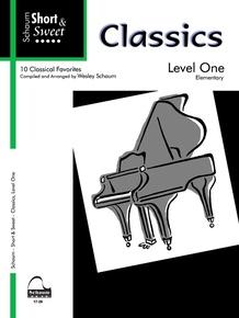 Short & Sweet Classics, Level 1