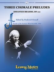 Three Chorale Preludes, Op. 122