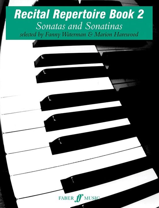 Recital Repertoire, Book 2