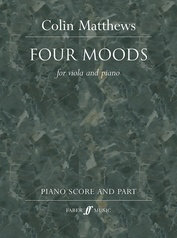 Four Moods: Luminoso, Oscuro, Scorrevole and Calmo