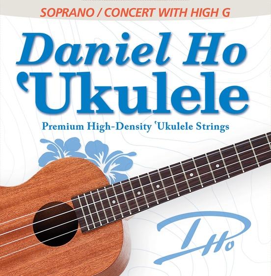 Daniel Ho 'Ukulele Premium High-Density Ukulele Strings