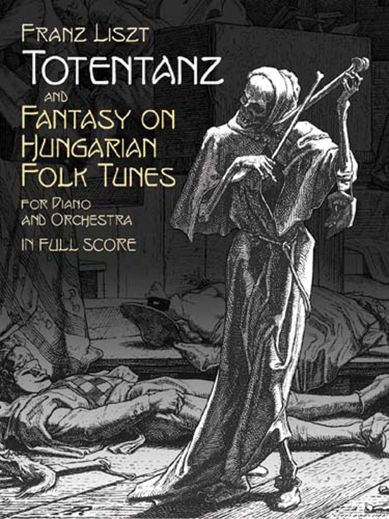 Totentanz & Fantasy on Hungarian Folk Tunes