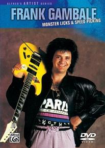 Frank Gambale: Monster Licks & Speed Picking