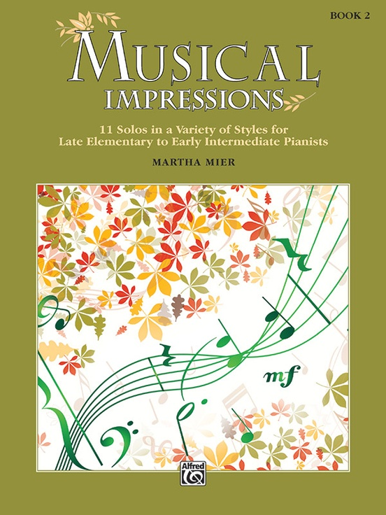 Musical Impressions, Book 2
