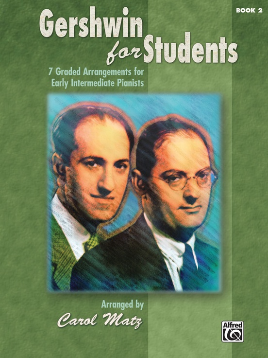 Gershwin for Students, Book 2