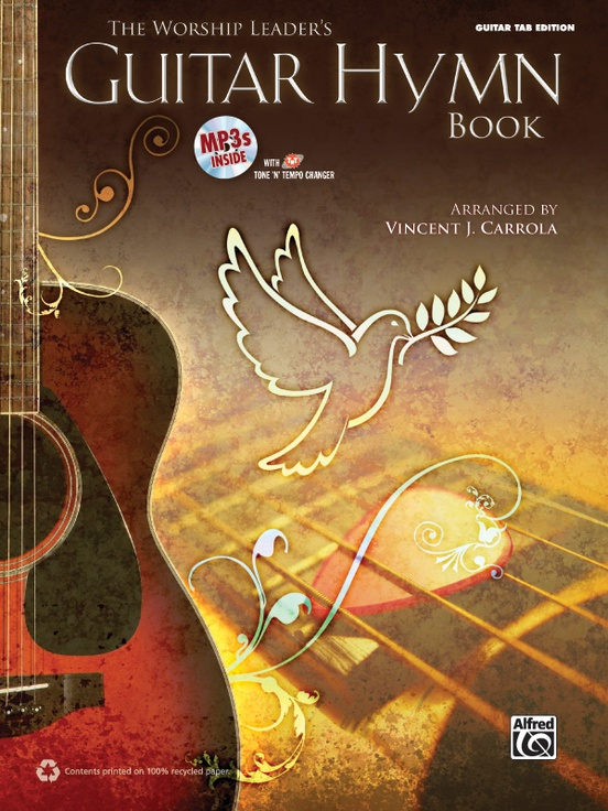 The Worship Leader\'s Guitar Hymn Book: Guitar TAB Book & MP3 CD