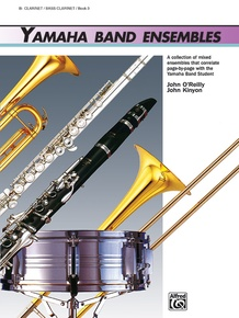 Yamaha Band Ensembles, Book 3