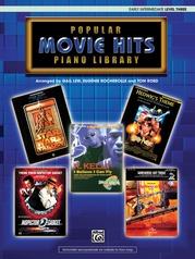 Popular Piano Library: Movie Hits, Level 3
