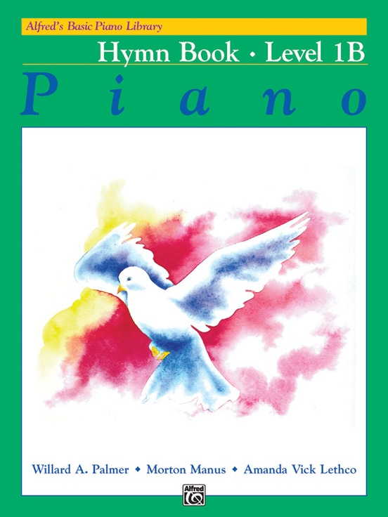 Alfred's Basic Piano Library: Hymn Book 1B