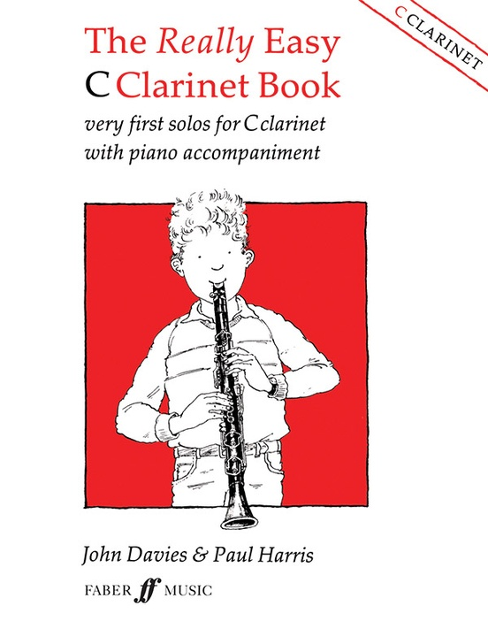 The Really Easy C Clarinet Book