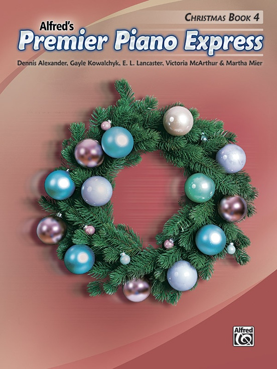 Premier Piano Express, Christmas Book 4