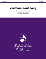 Venetian Boat-Song