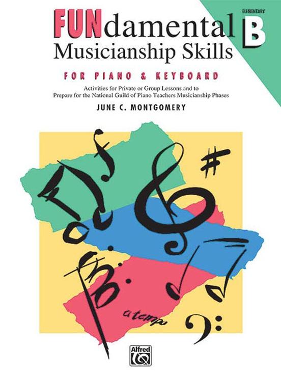 FUNdamental Musicianship Skills, Elementary Level B