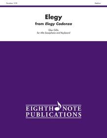 Elegy (from <i>Elegy Cadenza</i>)