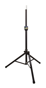 Ultimate Support TS-90B TeleLock™ Series Lift-Assist Aluminum Speaker Stand (Black)
