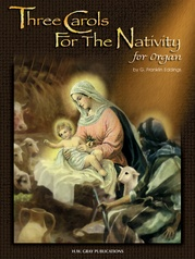Three Carols for the Nativity