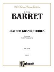 Sixteen Grand Studies