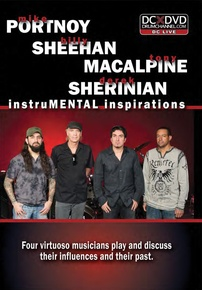 Mike Portnoy, Billy Sheehan, Tony MacAlpine & Derek Sherinian: InstruMENTAL Inspirations