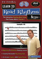 Pat Petrillo's Learn to Read Rhythms . . . Better!