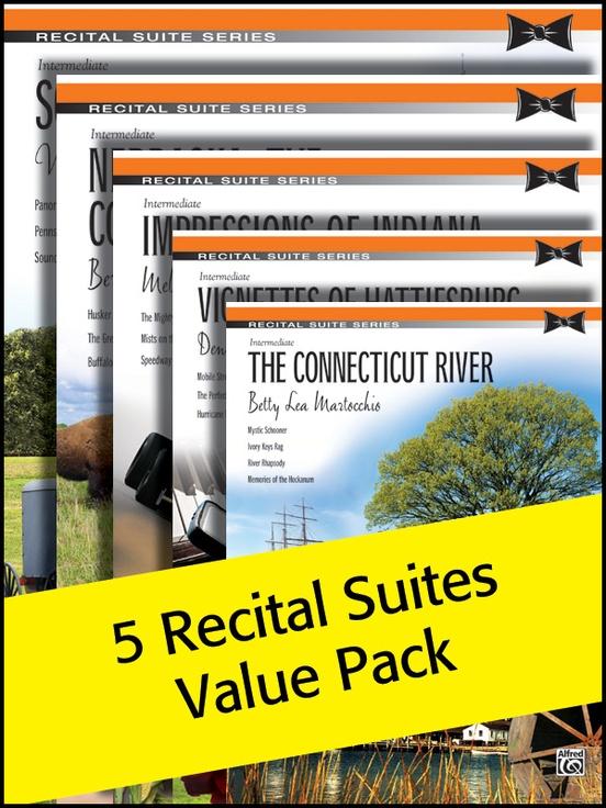 New Recital Suites 2011 (Value Pack)