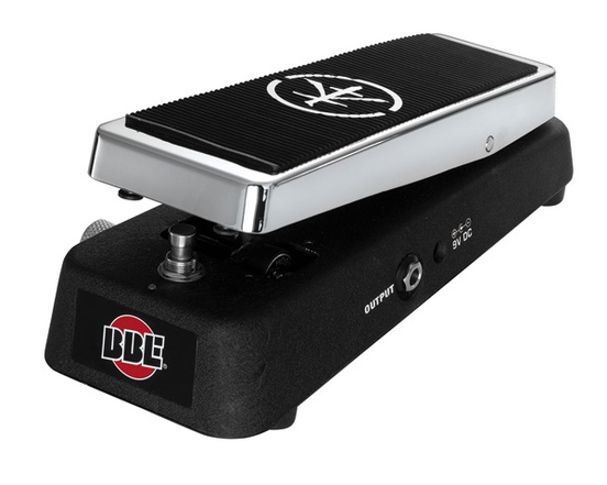 BBE Wah Guitar Effects Pedal