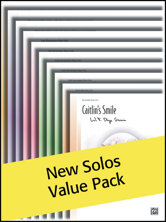 New Sheet Solos 2010 (Value Pack)