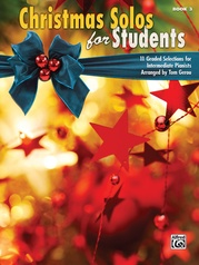 Christmas Solos for Students, Book 3