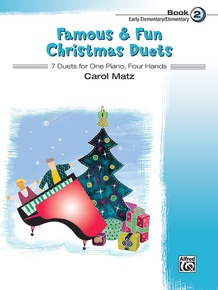 Famous & Fun Christmas Duets, Book 2