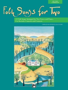 Folk Songs for Two