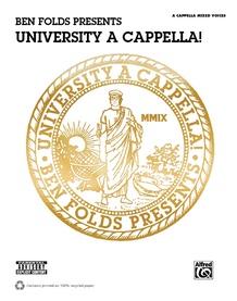 Ben Folds Presents University A Cappella!