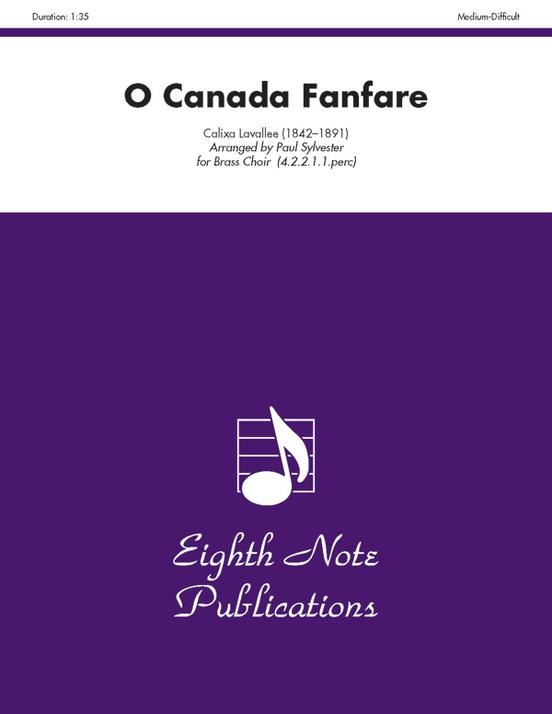 O Canada Fanfare