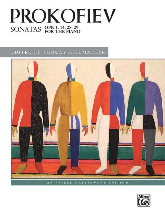 Prokofiev: Sonatas, Opp. 1, 14, 28, 29