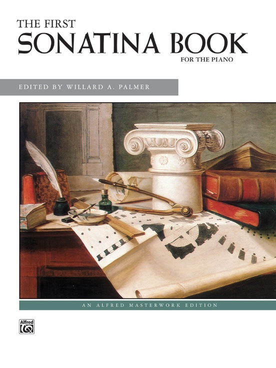 The First Sonatina Book